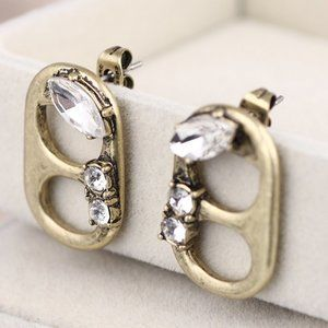 Marc Jacobs Gemini vintage  earrings